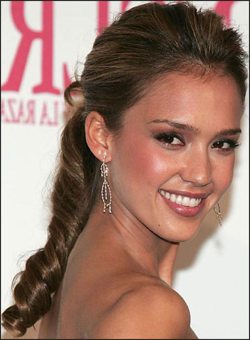 20 Ponytail Hairstyles for Summer You Should Not Miss - Pretty Designs