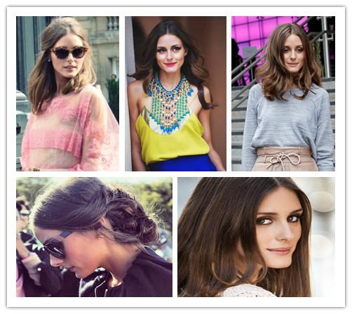 Olivia Palermo Hairstyles