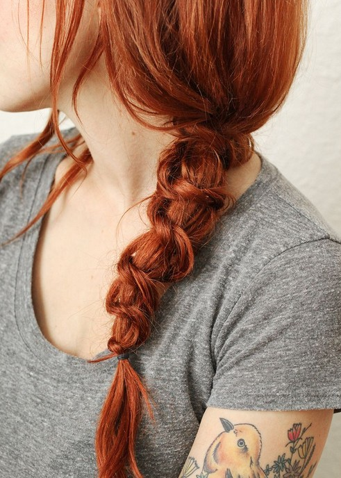 20 Braided Hairstyles Tutorials: Everyday hairstyles for long hair