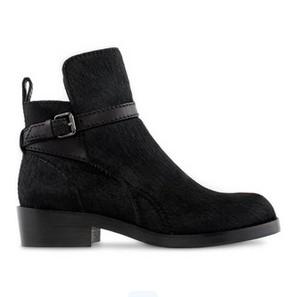ACNE Black Clover shoes