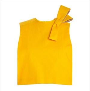 Alexandr Kondakov Yellow Bow Top