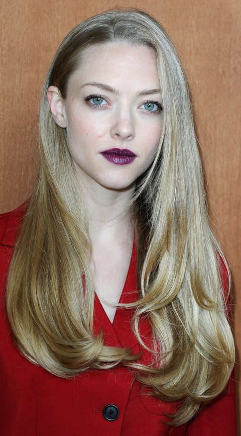 Amanda Seyfried Hairstyles: Stylish Long Straight Haircut