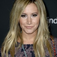 Ashley Tisdale Long Hair style: 2014 Layered Cut