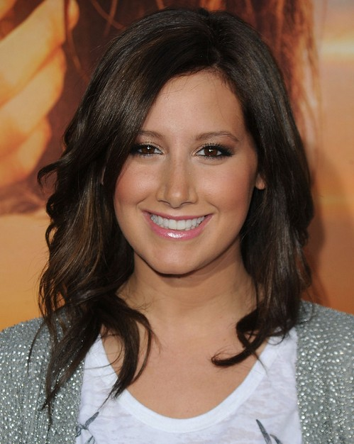 Ashley Tisdale Medium Length: Sweet Curls