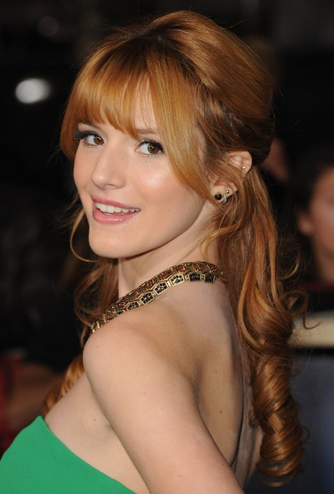 Bella Thorne Hairstyles Hair