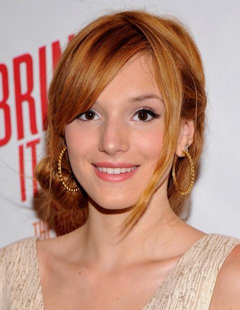 Strange 36 Bella Thorne Hairstyles Bella Thorne Hair Pictures Pretty Short Hairstyles Gunalazisus