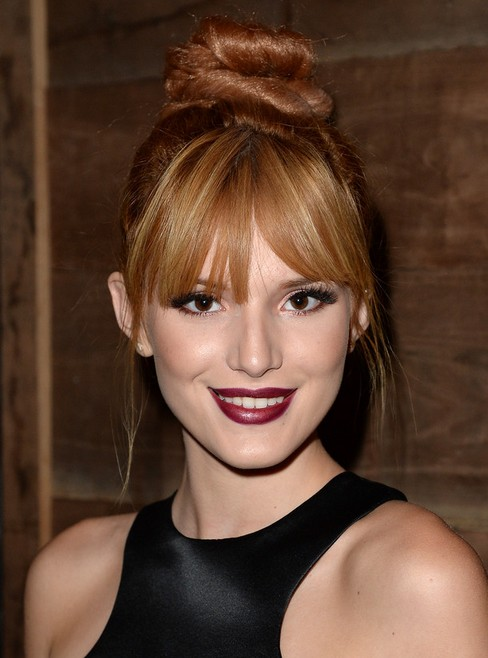 Amazing 36 Bella Thorne Hairstyles Bella Thorne Hair Pictures Pretty Short Hairstyles For Black Women Fulllsitofus
