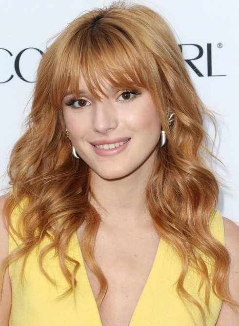 Awesome 36 Bella Thorne Hairstyles Bella Thorne Hair Pictures Pretty Short Hairstyles Gunalazisus