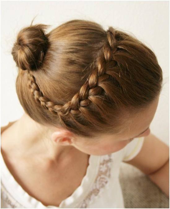 Sensational 15 Braided Updo Hairstyles Tutorials Pretty Designs Hairstyle Inspiration Daily Dogsangcom
