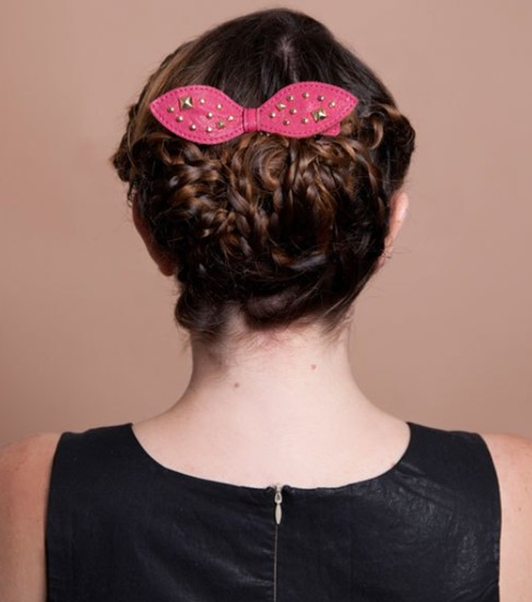 Braided Updo Hairstyles Tutorials: Perfect updos for everyday