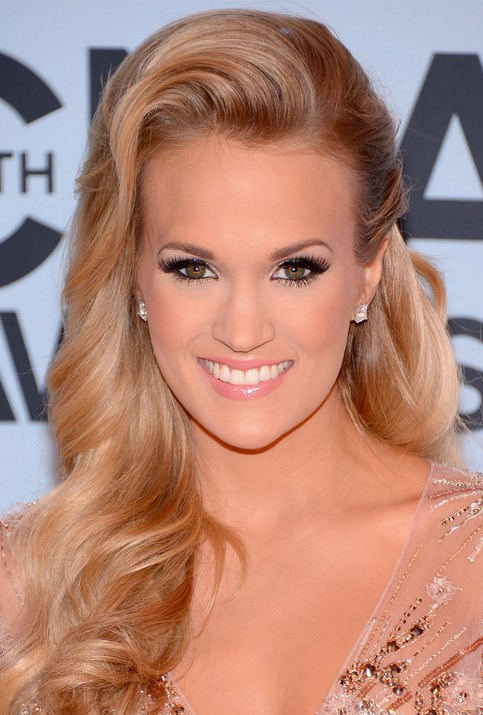 hair up to side styles step by carrie underwood eye makeup saubhaya makeup 4449