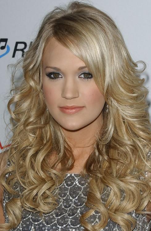 Strange 36 Carrie Underwood Hairstyles Carrie Underwood Hair Pictures Hairstyles For Men Maxibearus