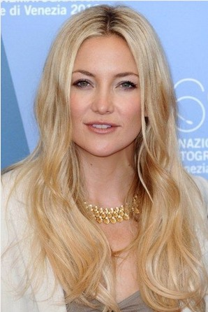 long haircuts for thin hair 5 glamorous hairstyles for thin hair pretty designs 1090 | Center Parted Long Blond Wavy Hairstyle foy Thin Hair