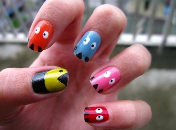 Cute nail designs for beginners pretty designs cute nail designs 2014 prinsesfo Gallery
