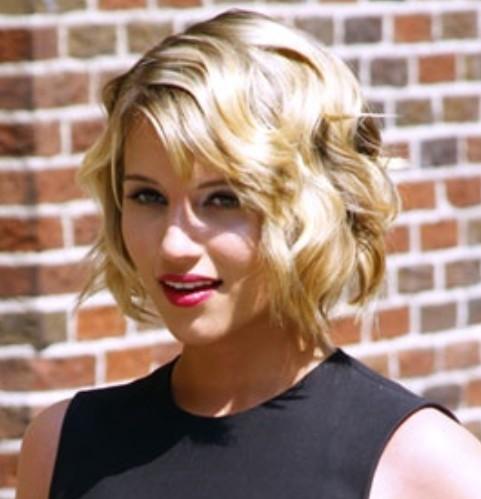 Curly Hairstyles Haircuts Medium Lengths Length Hair Jessica Biel Cut Style Wavy