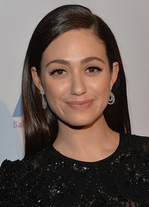 33 Emmy Rossum Hairstyles Emmy Rossum Hair Pictures