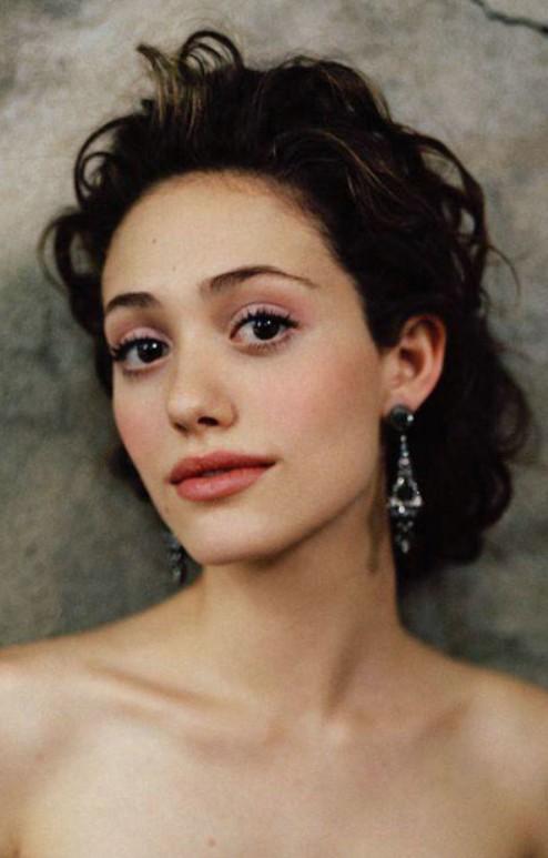 33 Emmy Rossum Hairstyles Emmy Rossum Hair Pictures