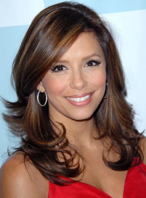 Eva longoria hairstyles flip up hairstyle pretty designs eva longoria hairstyles flip up hairstyle urmus Choice Image
