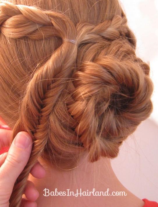 5 French Braid Tutorials: Cute Braided Hairstyles - Pretty Designs