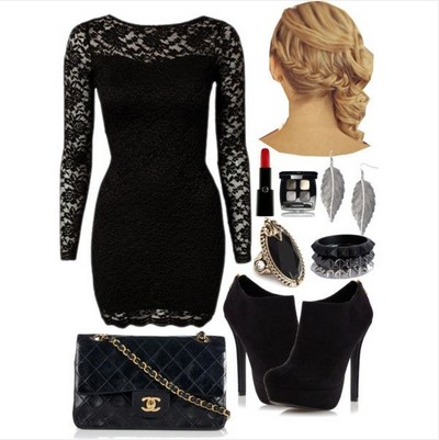 A Collection Of Awsome Formal Outfits With Accessories