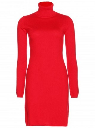 8 Amazing Turtleneck Sweater Dresses For Women This Season