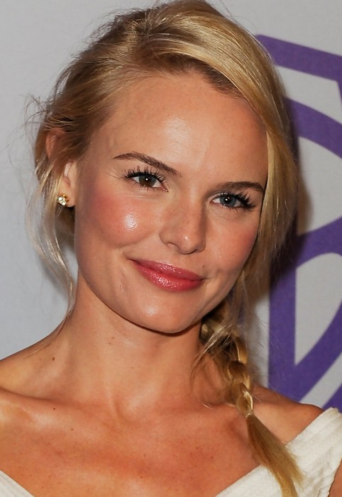 Kate Bosworth Long Hairstyle Braided Hair Pretty Designs