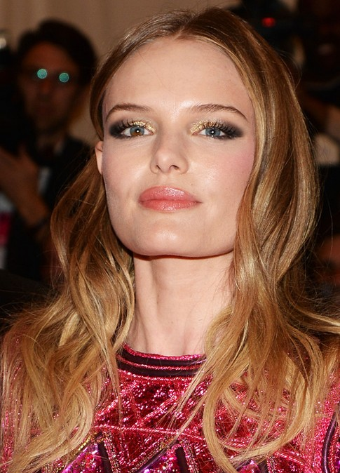 Kate Bosworth Long Hairstyle: Shiny Hair
