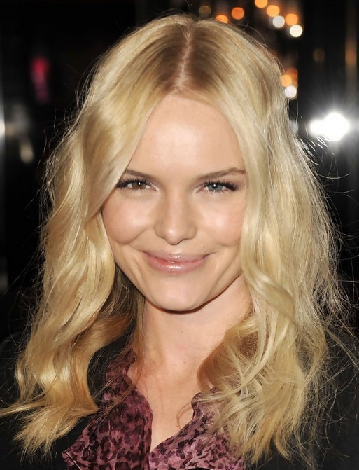 Kate Bosworth Long Hairstyle: Soft Locks