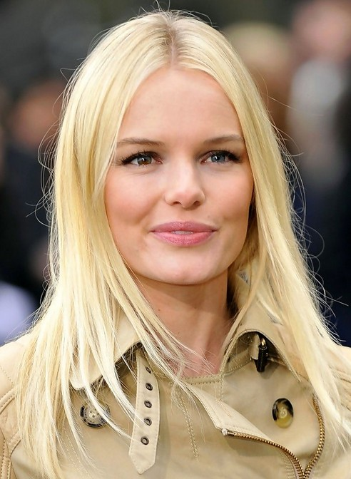 Kate Bosworth Long Hairstyle: Straight Haircut