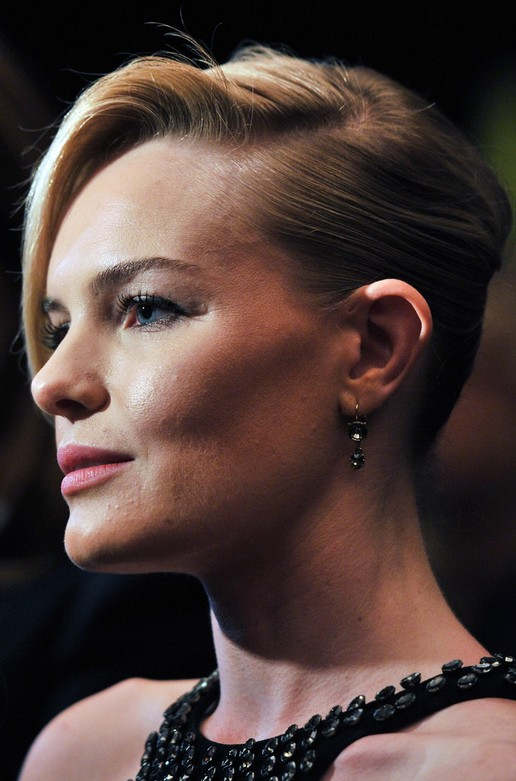 Kate Bosworth Updo Hairstyle: Bobby Pinned updo