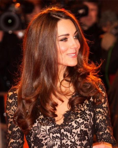 Kate Middleton Hairstyles: Gorgeous Long Curls