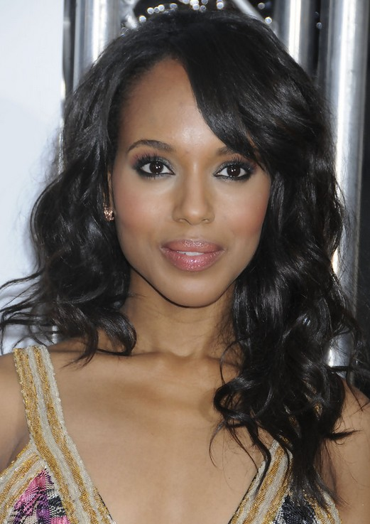 16 Kerry Washington Hairstyles Pretty Designs