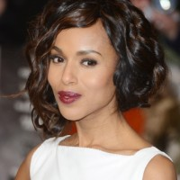 Kerry Washington Hairstyles: Stylish Updo
