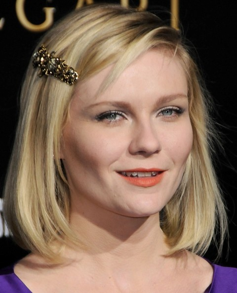 Kirsten Dunst Hairstyles  Kirsten Dunst Medium Hair