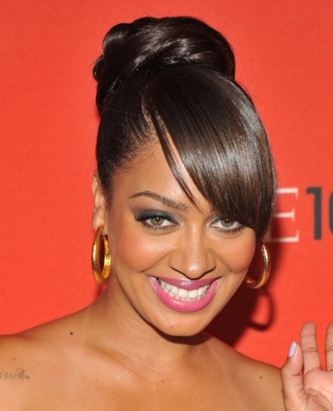 Superb 36 La La Anthony Hairstyles La La Anthony Hair Pictures Pretty Short Hairstyles For Black Women Fulllsitofus