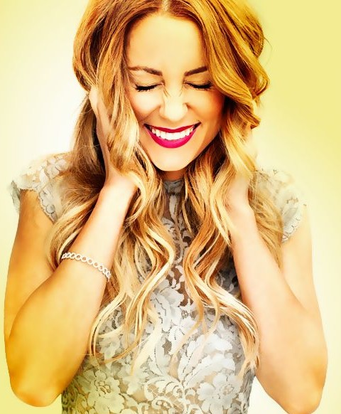 Lauren Conrad Hairstyles: Pretty Curls