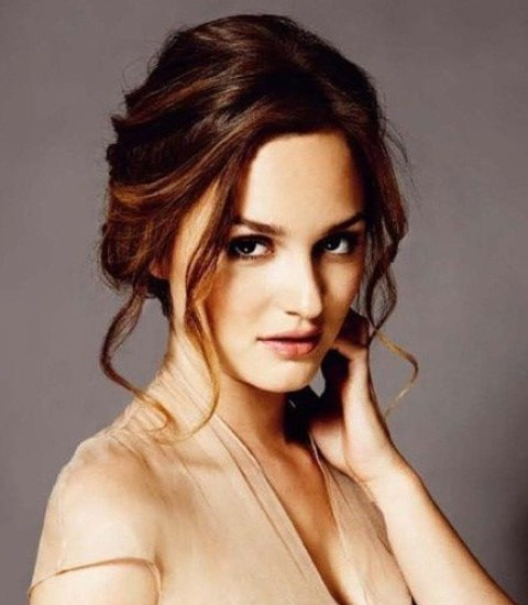 Amazing Top 27 Leighton Meester Pretty Hairstyles Pretty Designs Short Hairstyles For Black Women Fulllsitofus