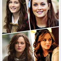 Leighton Meester Hairstyles: Hairstyles with Head Band