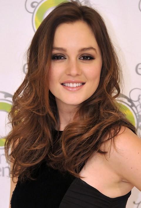 Pleasing Top 27 Leighton Meester Pretty Hairstyles Pretty Designs Short Hairstyles Gunalazisus