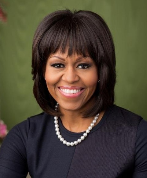 Fine Top 15 Michelle Obama Hairstyles Pretty Designs Short Hairstyles For Black Women Fulllsitofus