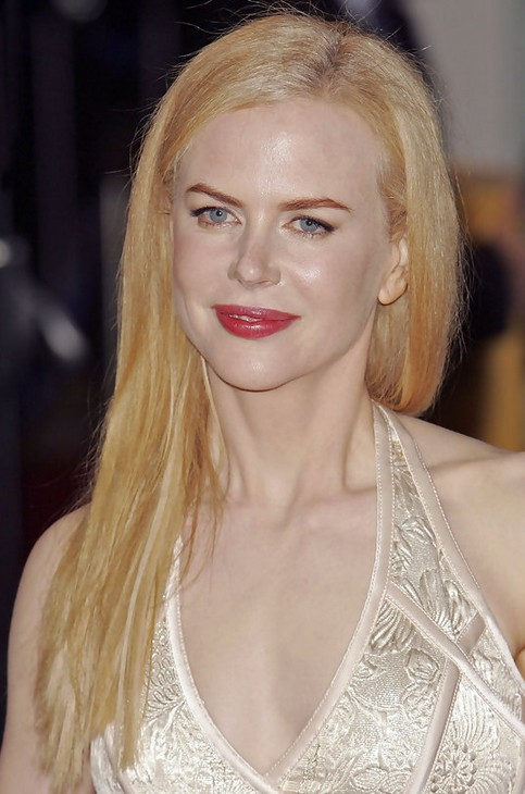 Nicole Kidman Long Hairstyle: Sunny-kiss Locks