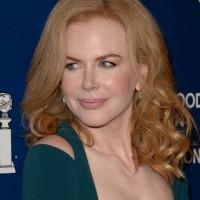 Nicole Kidman Medium Length Hair style: 2014 Soft Waves