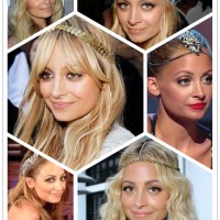 Nicole Richie Hairstyles: Hairstyles with Headband