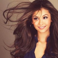 Nina Dobrev Hairstyles: Naughty Curls