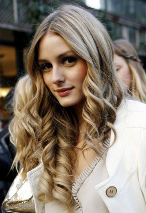 Olivia Palermo Hairstyles: Beautiful Ringlets