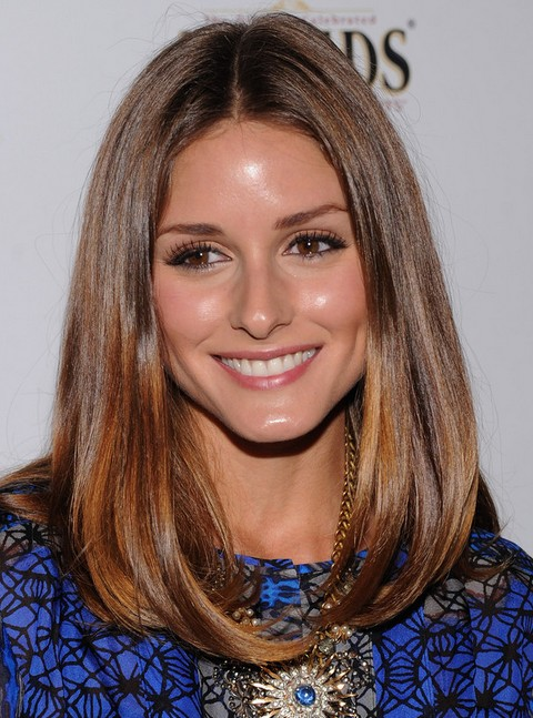 Fantastic Olivia Palermo Hairstyles Cute Mid Length Bob Pretty Designs Hairstyles For Men Maxibearus