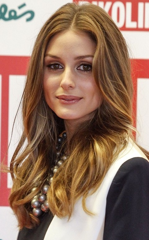 Olivia Palermo Hairstyles: Stunning Long Curls
