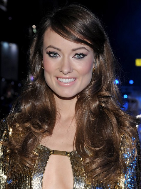 Olivia Wilde Hairstyles: Fabulous Long Curls