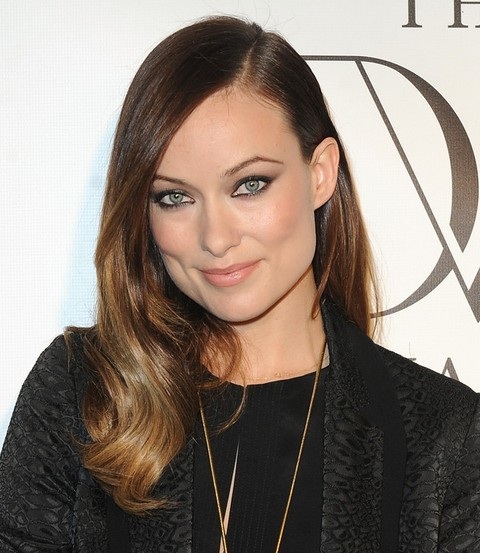 Olivia Wilde Hairstyles: Glamorous Long Wavy Haircut