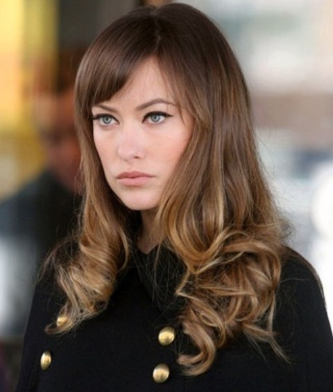 Olivia Wilde long hair